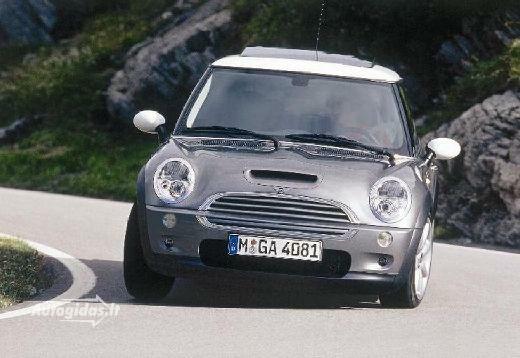 MINI Cooper 2002-2004