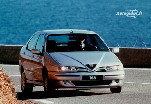 Alfa Romeo 146 1999-2001