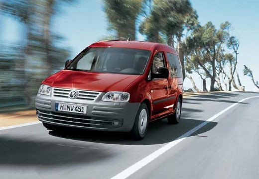 Volkswagen Caddy 2007-2010