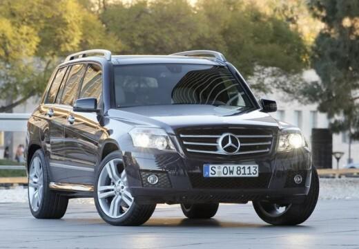 Mercedes-Benz GLK 350 2009-2011