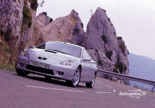 Toyota Celica 2000-2002