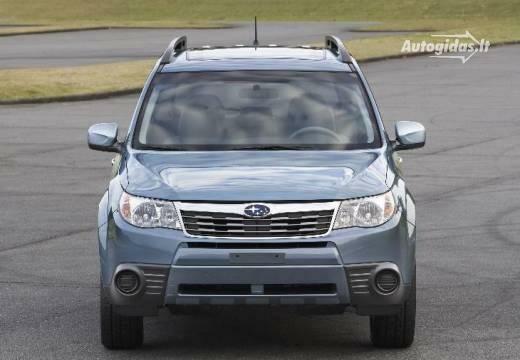Subaru Forester 2010-2011