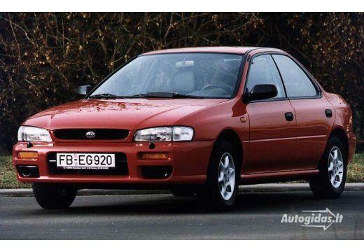 Subaru Impreza 1993-1996