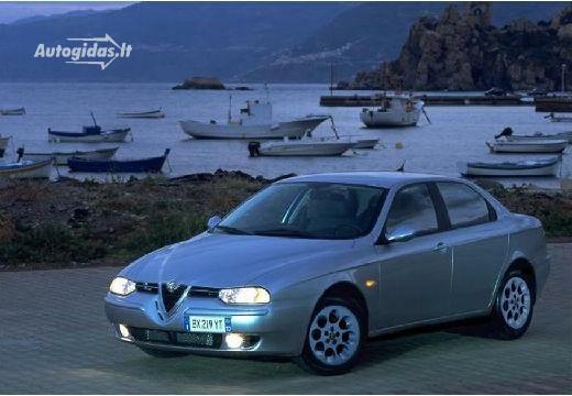 Alfa-Romeo 156 2002-2003