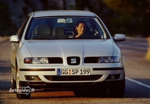 seat toledo 1m 1.8t top sport 2002-2004 | autocatalog | autogidas.lt