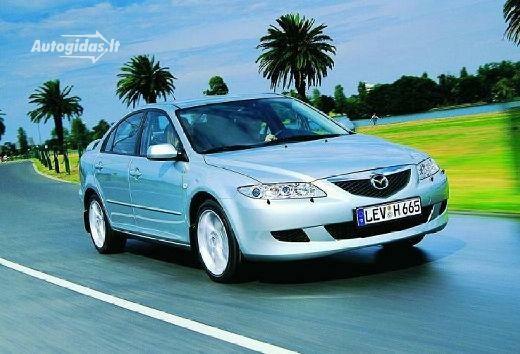 Mazda 6 2002-2003