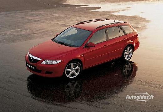Mazda 6 2003-2005