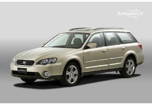 Subaru Legacy 2003-2005