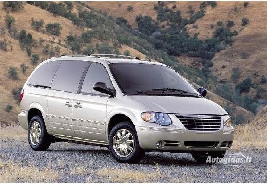 Chrysler Voyager 2004-2008