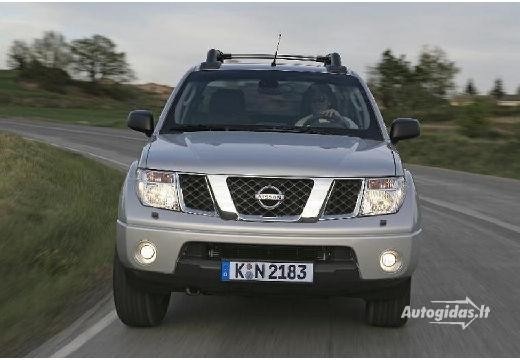 Nissan Navara 2005-2006
