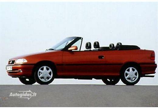 Opel Astra 1995-2000