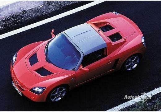 Opel Speedster 2000-2004