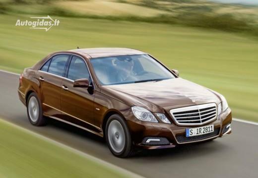 Mercedes-Benz E 350 2011-2011