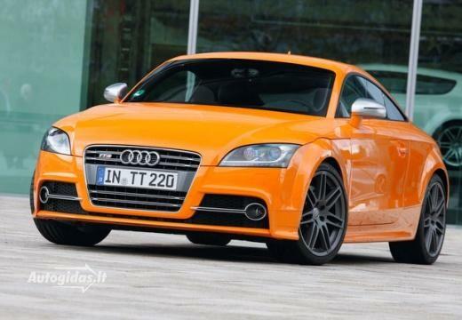 Audi TT 2011-2014
