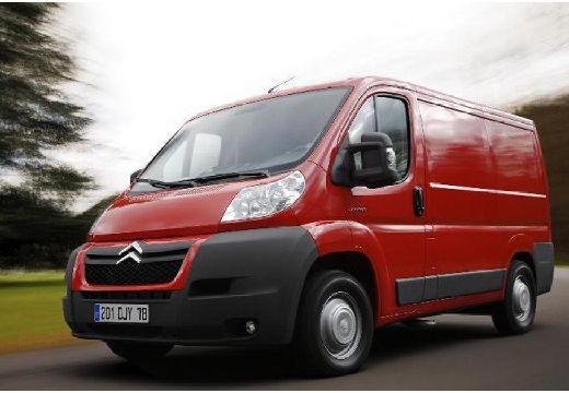 Citroen Jumper 2011