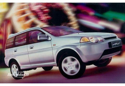 Honda HR-V 2000-2001