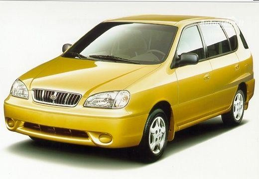 Kia Carens 2000-2002