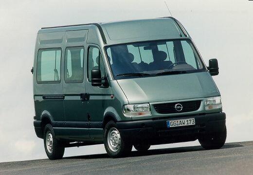Opel Movano 2000-2003