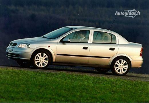 Opel Astra 2000-2004