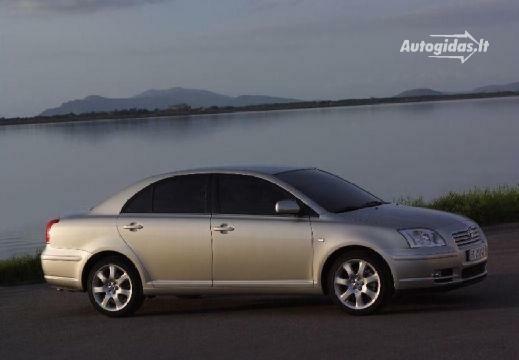 Toyota Avensis 2003-2004