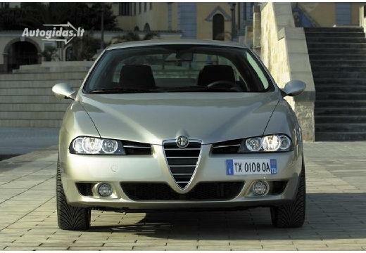 Alfa-Romeo 156 2003-2004