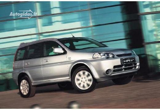 Honda HR-V 2001-2003