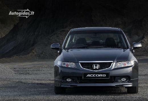 Honda Accord 2004-2006
