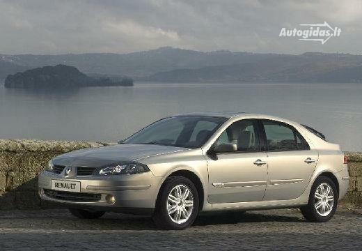 Renault Laguna 2005-2006