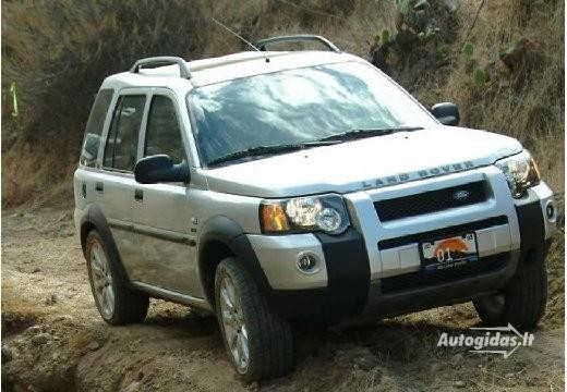 Land Rover Freelander 2005-2006