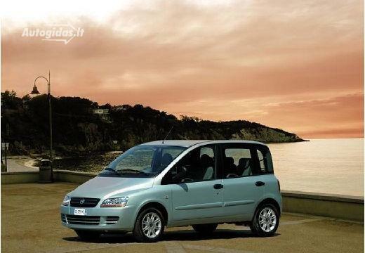 Fiat Multipla 2006-2007