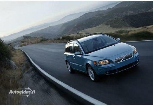 Volvo V50 2006-2007
