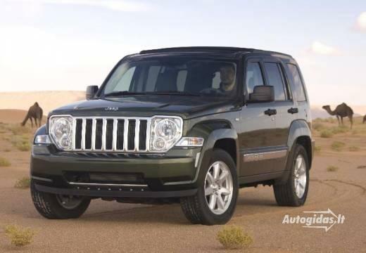Jeep Cherokee 2008-2009