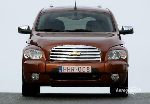 Chevrolet HHR 2008-2009