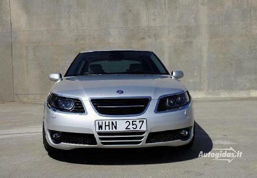 Saab 9-5 2008-2010