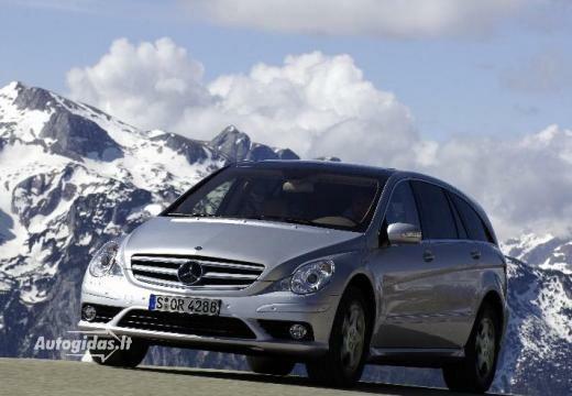 Mercedes-Benz R 300 2009-2010