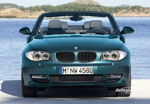 BMW 135 2010-2011
