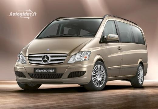 Mercedes-Benz Viano 2010