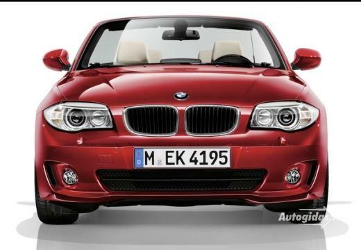 BMW 135 2011-2014