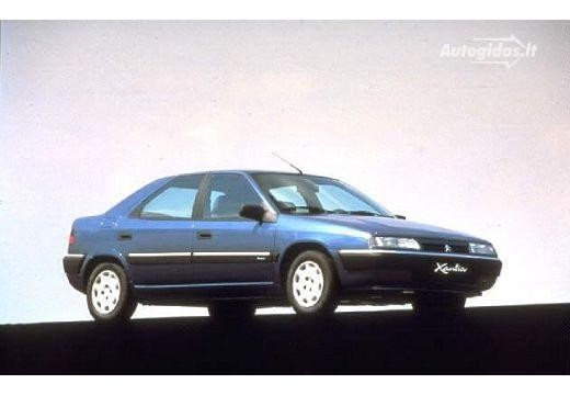 Citroen Xantia 1996-1997