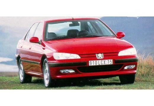 Peugeot 406 1997-1998
