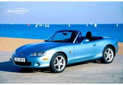 Mazda MX-5 2001-2002