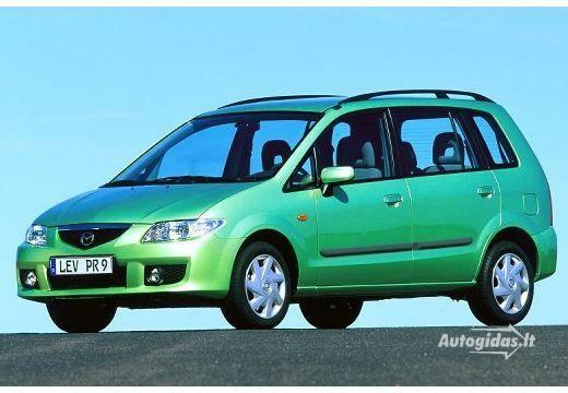 Mazda Premacy 2001-2002
