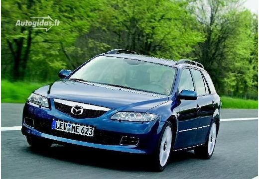 Mazda 6 2007-2008