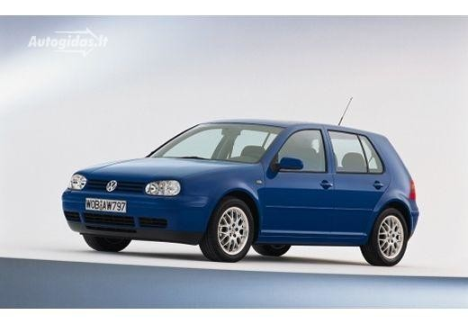 Volkswagen Golf 2000-2002