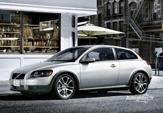Volvo C30 2007-2009