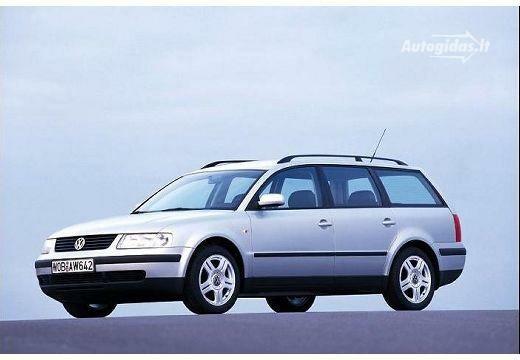 Volkswagen Passat 1997-2000