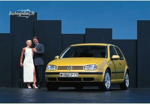 Volkswagen Golf 1999-2002