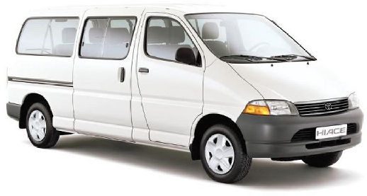 Toyota Hiace 2001-2004