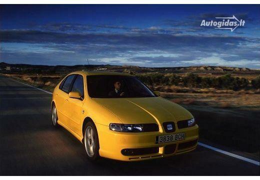 Seat Leon 2002-2003