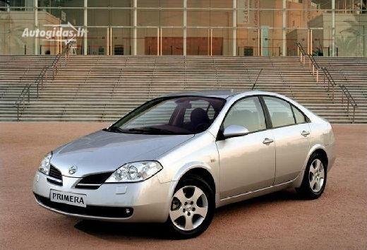Nissan Primera 2003-2005